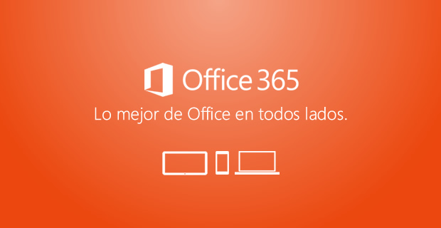 Office 365 en un click