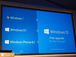Windows 10 te avisará cuando esté disponible