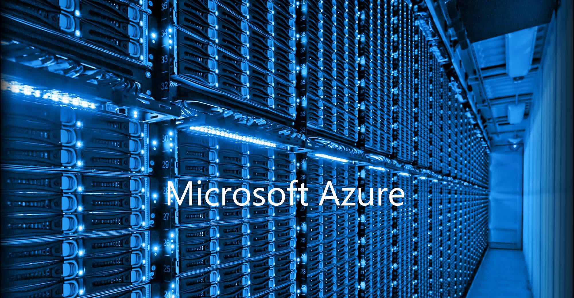 Microsoft Azure, La nube de Confianza