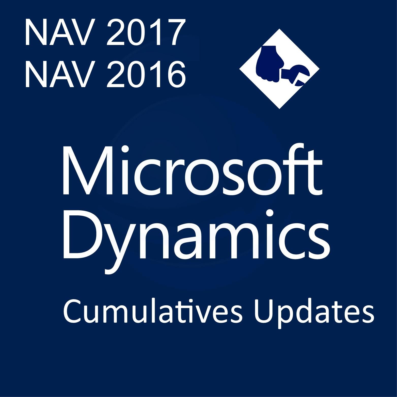 Cumulative Update  NAV julio 2017