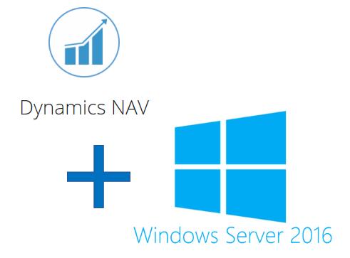 Dynamics NAV y Windows Server 2016