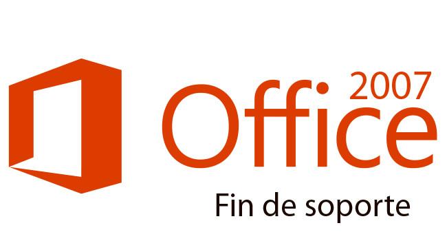 El final se acerca para Office 2007