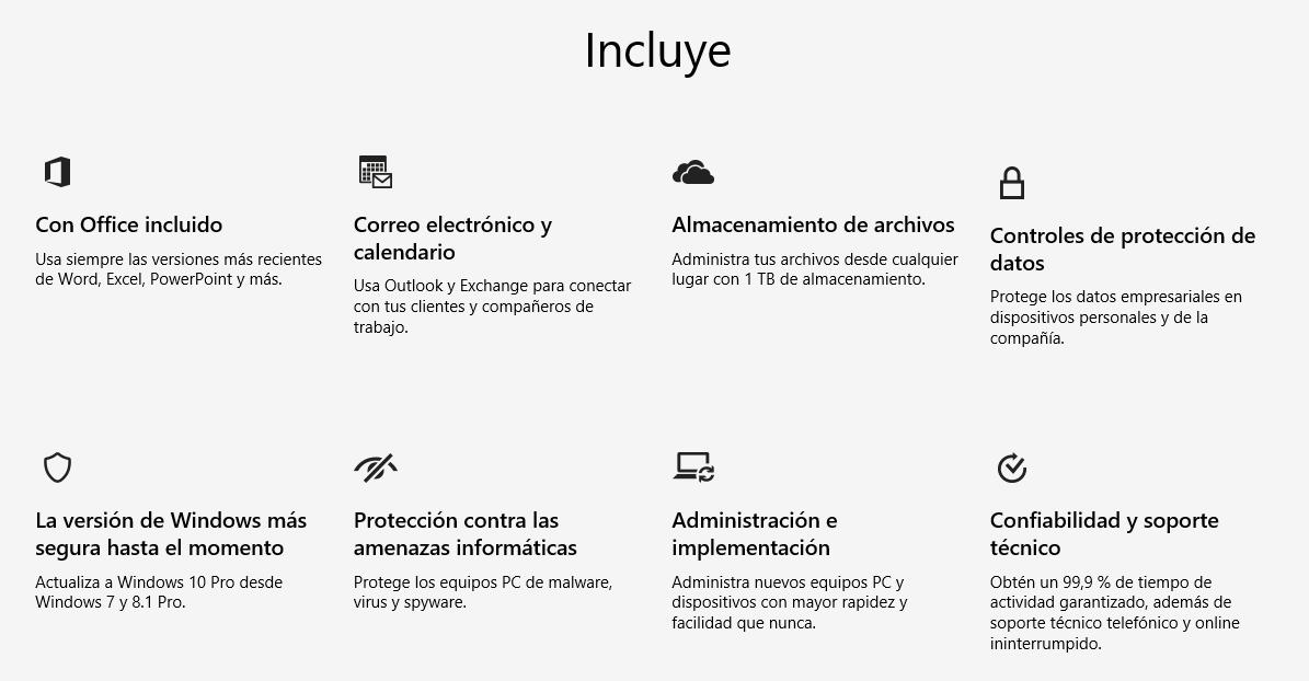 Microsoft 365, el todo en uno para su empresa