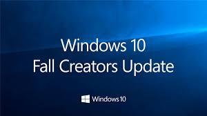 Microsoft lanza la Fall Creators Update de Windows 10