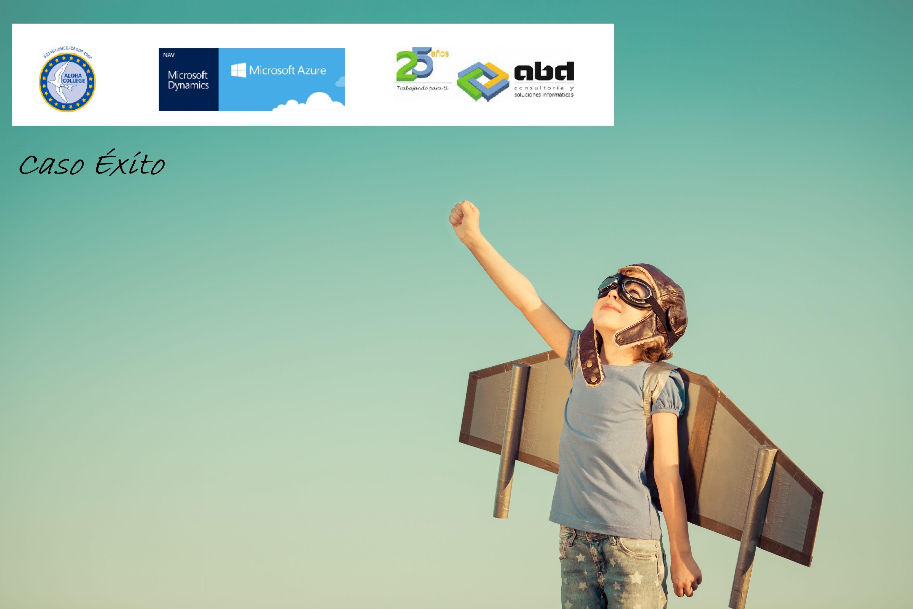 ALOHA COLLEGE. La Tecnología de Vanguardia al servicio de la Educación