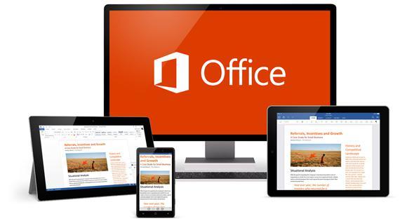Nuevas características para Office en Android e IOS