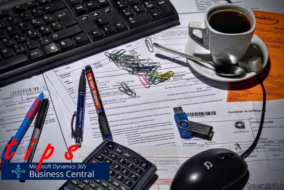 NAV 2018 / Business Central: Desactivar ordenación columnas en Listas