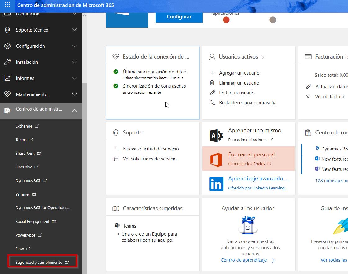 Píldora para Administradores de Office 365: directiva de detección de Malware en SharePoint Online y OneDrive