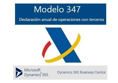 ABD Dynamics NAV / BC. Comunicación automática a terceros operaciones Modelo 347