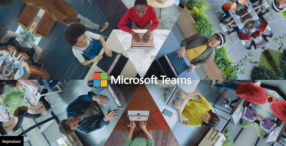 Te ayudamos a ser más productivo en casa con Microsoft Teams
