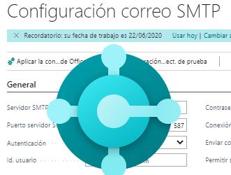 Business Central: Configurando SMTP Mail con Gmail