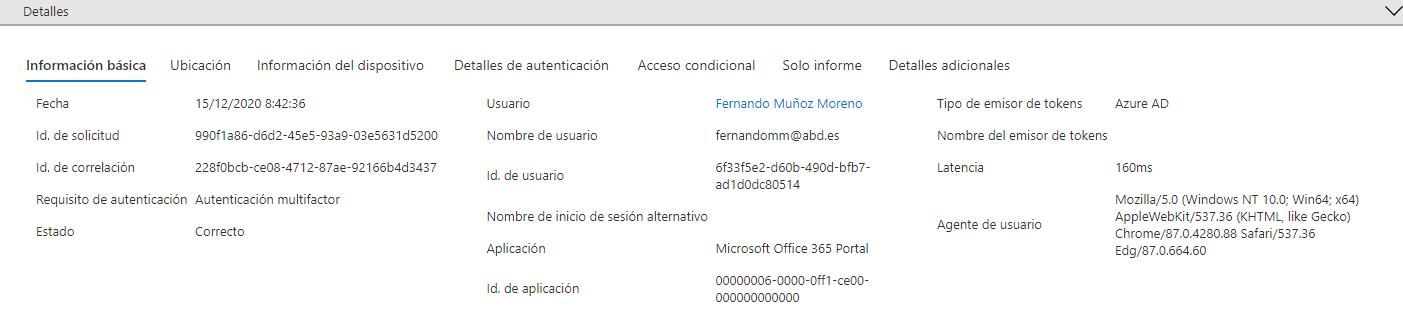 Píldora para Administradores de Microsoft 365: comprobar inicios de sesión de usuarios