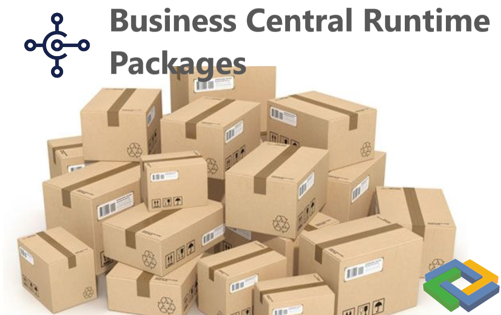 Runtime Packages Business Central
