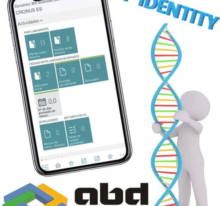 App Identity Business Central 365