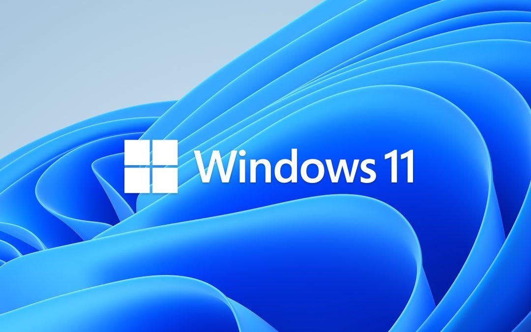Fecha de salida para Windows 11