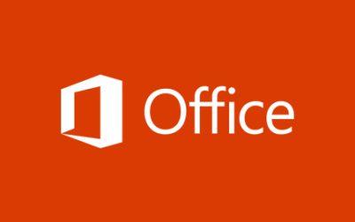 Píldora para Usuarios de Office 365: usar aplicaciones de Office desde web
